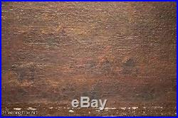 Charles P. Appel Original Oil Painting on Canvas, New Jersey American Landscape