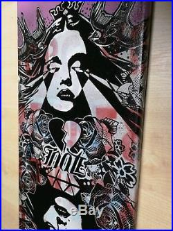 Copyright Artist Original Signed Canvas Edition Of 2 Graffiti Art. Urban Art