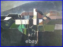 David Wade Painting Vintage Contemporary Uk Regionalism Abstract Expressionism