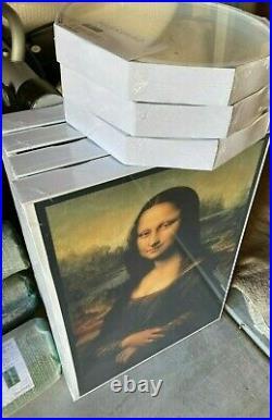 IKEA x OFF-WHITE VIRGIL ABLOH MONA LISA MARKERAD IN HAND FAST SHIP READ