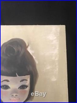Igor Pantuhoff Original Oil On Canvas / Young Ballerina / DG