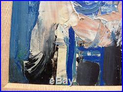 Jacques Kikoine Jacques Yankel Jakob Kikoine Oil on Canvas Original Frame