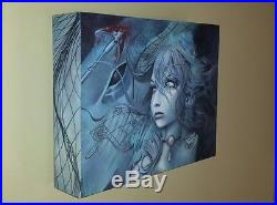 Jennifer Springman Delicacies Original Art Painting Oil on Canvas