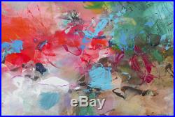 Large, Original Painting on Canvas, Modern Art Abstract Painting, 100% handmade