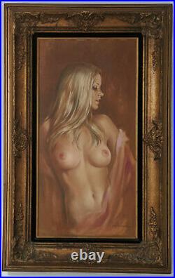 Leo Jansen Painting Nude