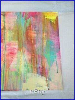 Mr Jago original painting on canvas board