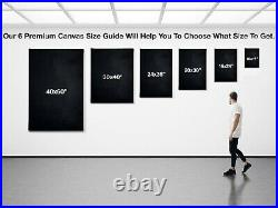 Nipsey Kobe Canvas Wall Art, Nipsey Hussle, Kobe Bryant, Mamba Mentality