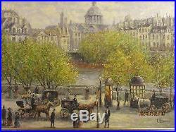 Original Oil on Canvas by Gail Sherman Corbett, Signed & Framed