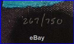Original Wyland Hand Signed Giclee On Canvas //limited Edition 267/750 Large