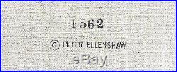 Peter Ellenshaw Original OIL PAINTING on CANVAS Signed Large Seascape Disney Art
