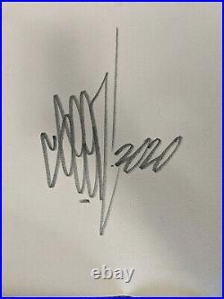 SEEN Richard Mirando Graffiti Teal Blue Bubbles ORIGINAL SIGNED Not Cope Dondi
