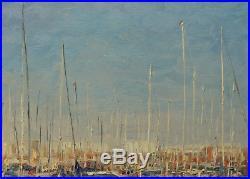 Sean Wu, Original 16x20 oil on stretched canvas