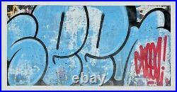 Seen Original Canvas Painting Richard Mirando Graffiti Kaws Futura Dondi Cope
