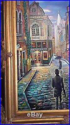 Valery YERSHOV Original Oil On Canvas Painting