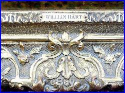 William Hart Oil Painting on Canvas Artist Original Signed Framed 1883 Antique